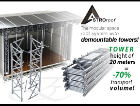 astro tower efesto production