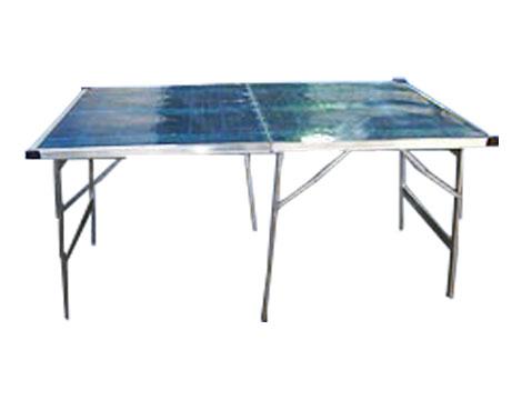 Tavoli Alluminio Pieghevoli Per Ambulanti.Banchi Linea Ambulanti Efesto Production