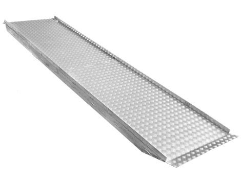 Rampe di carico in alluminio - Efesto Production